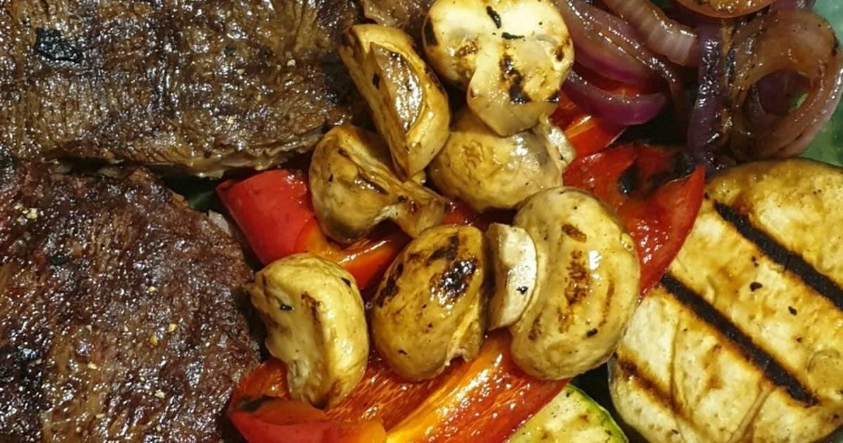 Рецепт приготовления мяса с овощами (с фото)