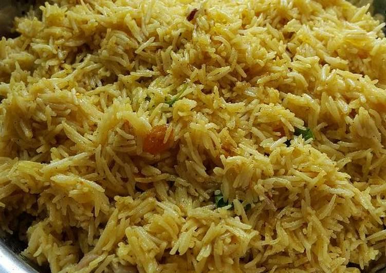 Nasi Briyani by lely
