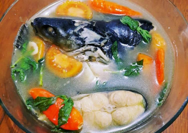 Resep Sup Ikan Patin Bening Yang Enak