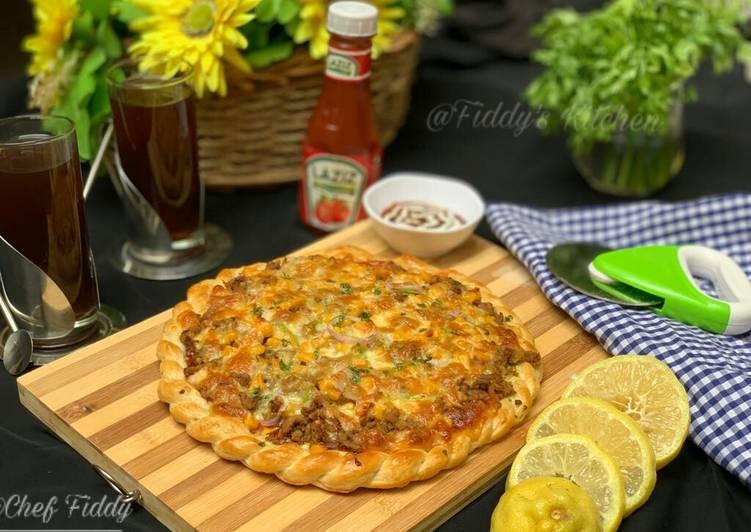 Russian pizza 1