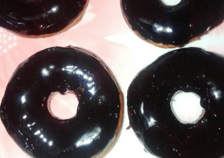 Steps to Prepare Perfect Donuts I learn it from Huma