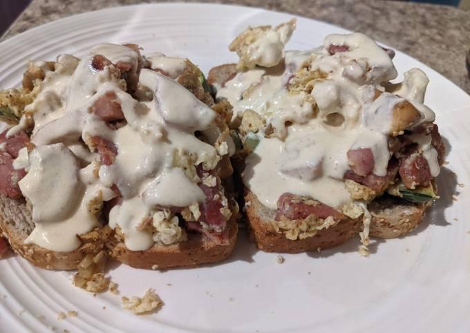 Best breakfast toasty