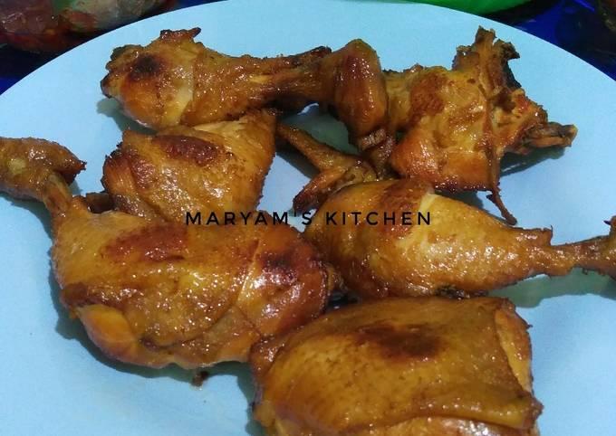 Cara Mudah Membuat Ayam Bacem JTT (super mantap), Bisa…