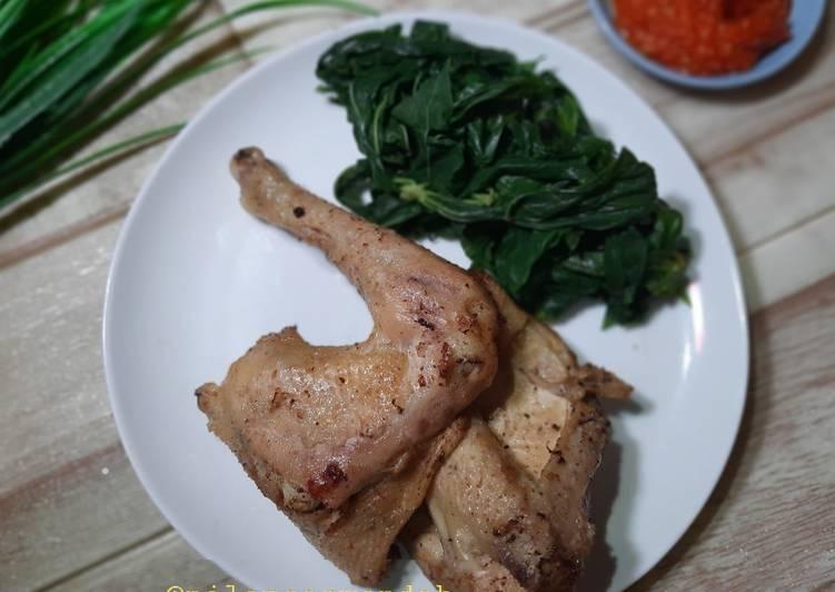 Resep Ayam Pop sederhana dan enak