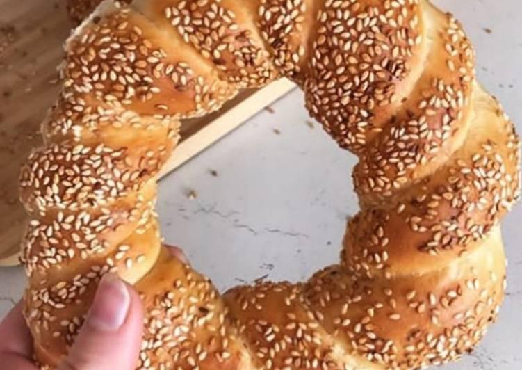 Wheat flour Croissants