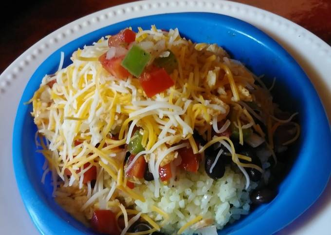 Mexican Chicken Bowl
