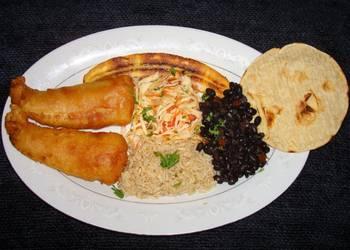 Easiest Way to Prepare Tasty FRY FISH CASADO JON STYLE