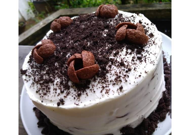 Chocolate Mille Crepe Cake 🍫🍰🍰