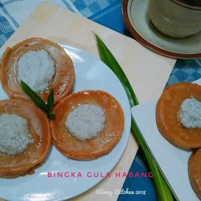 Resep Bingka Gula Habang Pekaninspirasi Bikinramadhanberkesan Oleh Winny Kitchen Wiwik Indarwati Cookpad