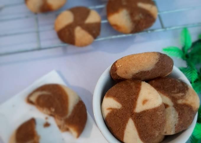 Vortex Cookies (eggless)