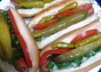 How to Prepare Yummy Chicago dog