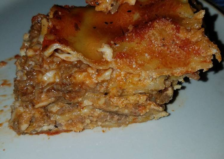 Lasagna, Helping Your Heart with The Right Foods