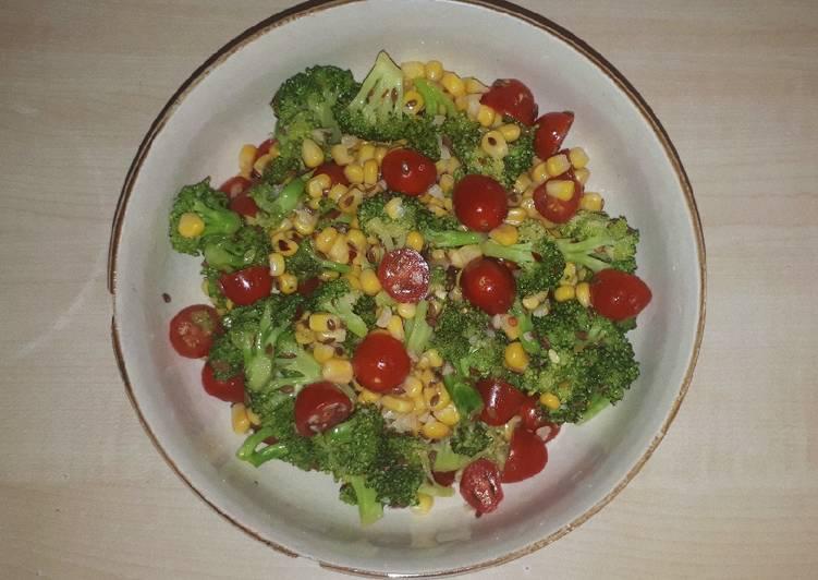 Step-by-Step Guide to Make Homemade Broccoli Salad