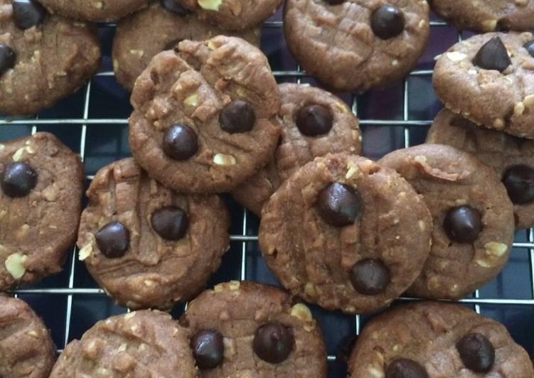 Milo oat cookies *M31