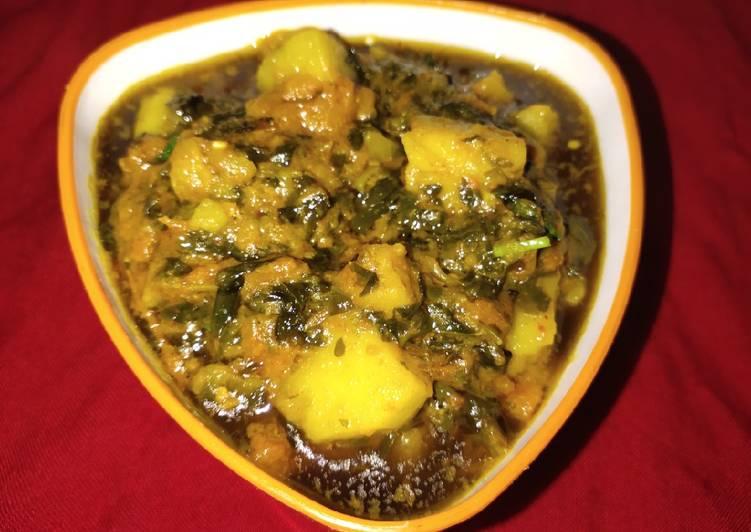 Metthi Aloo Sabji