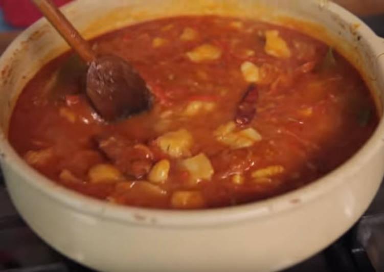 Recipe of Favorite One Pot Chorizo Stew