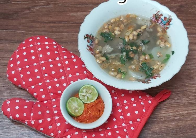 Soto Bandung Gurih Part 2 Simple Maknyuuuss👍💕