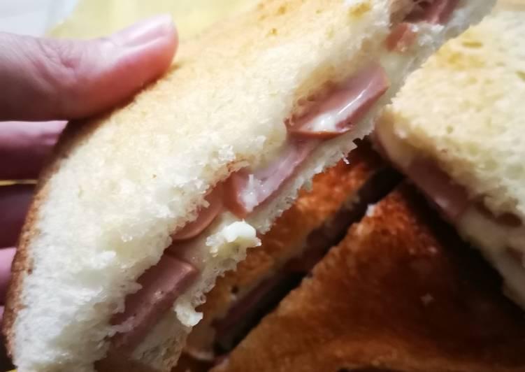 Sandwich air fryer crunchy - resepipouler.com
