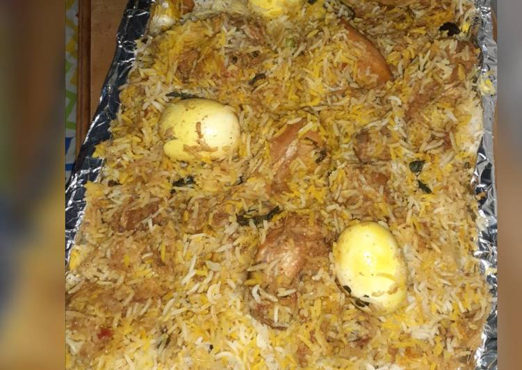 How to Make Delicious Shehanshahi Biryani