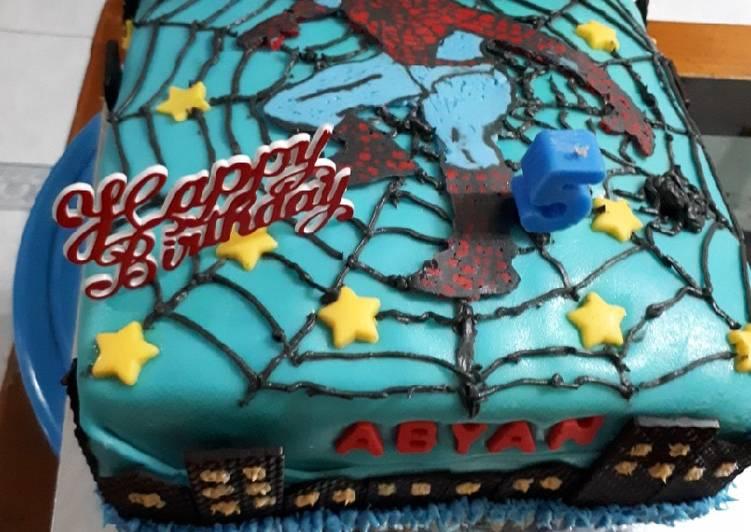 Cara Termudah Untuk Mempersiapkan Lezat Black Forest Cake Ultah