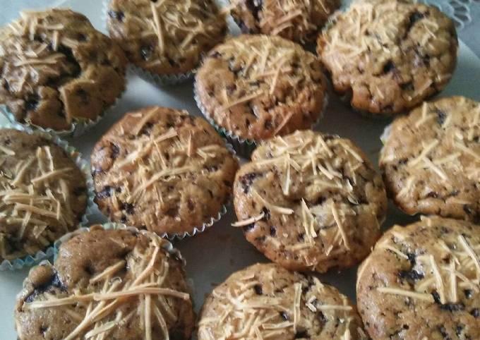 Muffin Coklat Keju