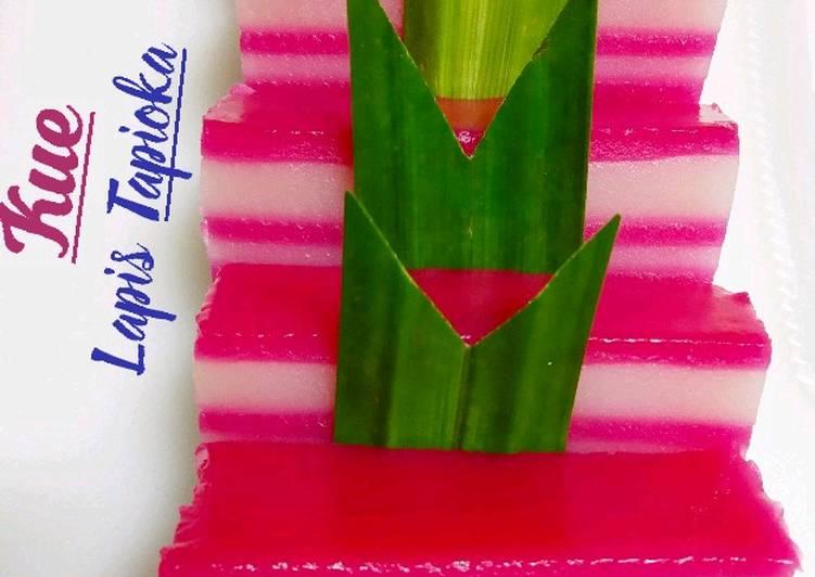 Bagaimana Caranya Mempersiapkan Sempurna Kue Lapis Tapioka