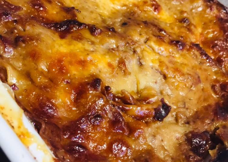 Easiest Way to Prepare Perfect Lasagne al ragù