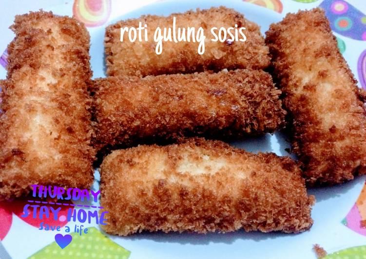 Resep Roti Gulung Sosis Paling dicari
