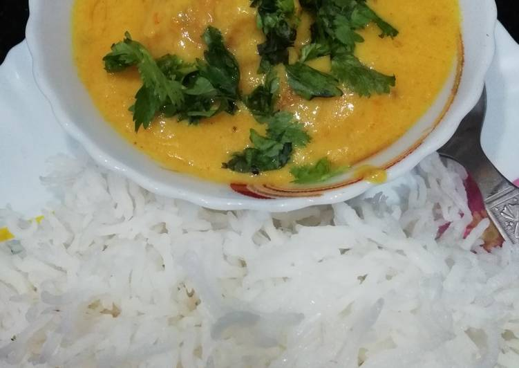 How to Prepare Ultimate Kadhi chawal