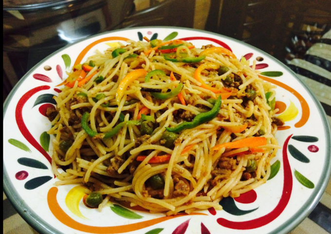 Spaghetti Recipe🍝