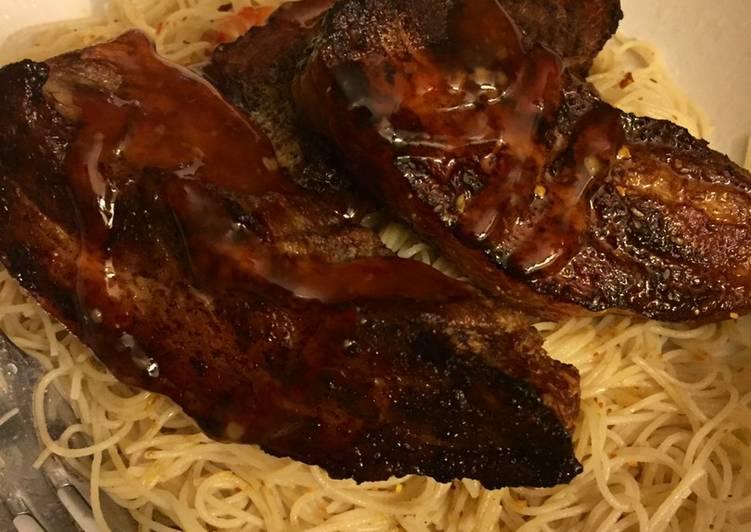 Steps to Make Ultimate Lazy Friday Five Spice Pork Belly
