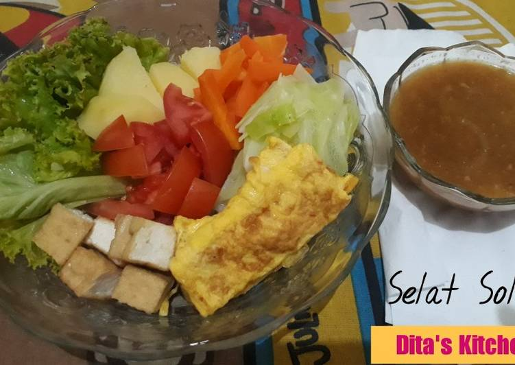 Selat Solo Diet