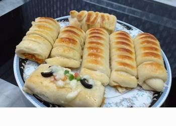 How to Cook Delicious Chicken Roll          Cookpad AppRamadankityari