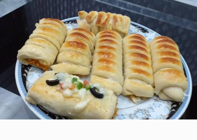 Chicken Roll                    #Cookpad App #Ramadankityari
