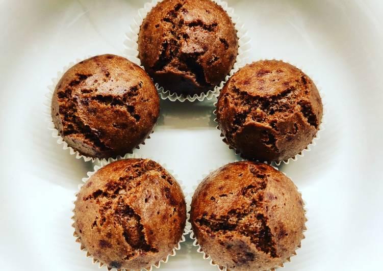 Ricetta Muffin al vapore