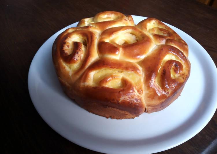 Chinois (schneckenkuchen)