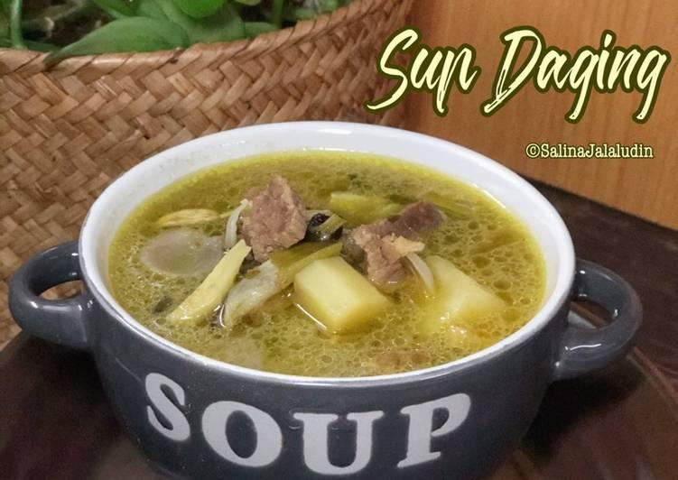 Sup Daging - resepipouler.com