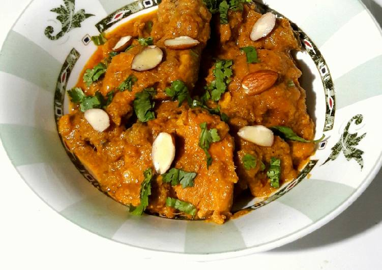 Murgh Nizami/Nizami Chicken Curry