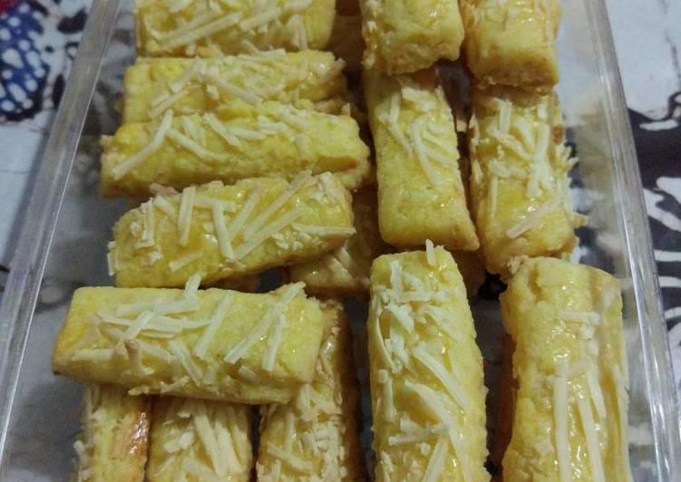 Resep Kue Eggless Kastengel Tanpa Telur Oleh Shyswy Cookpad
