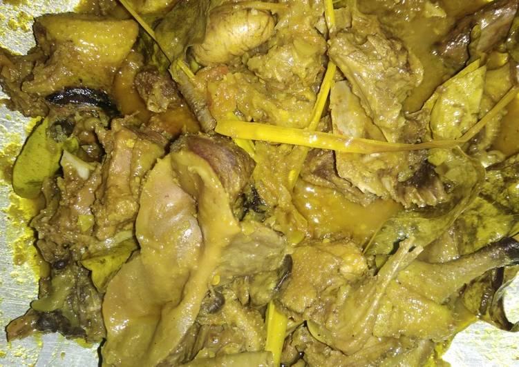 Resep Rica - Rica Bebek Pedas Spesial yang Sempurna