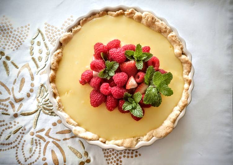 Your Overall Health Can Be Impacted By The Foods You Decide To Eat French Lemon Tart
