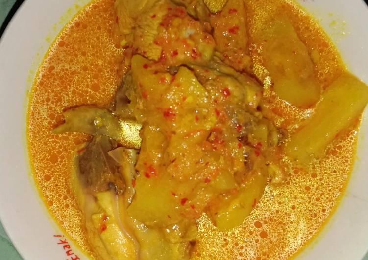 Ayam Masak Nanas