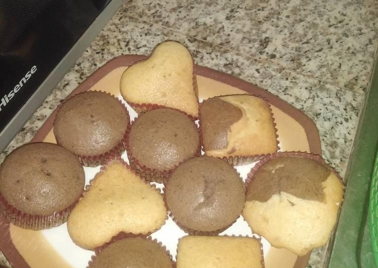 Recipe of Quick Cupcakes