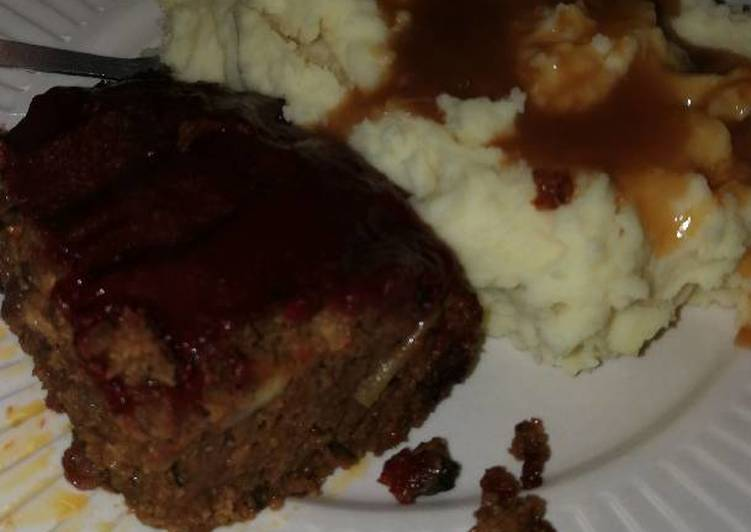 Craving meatloaf