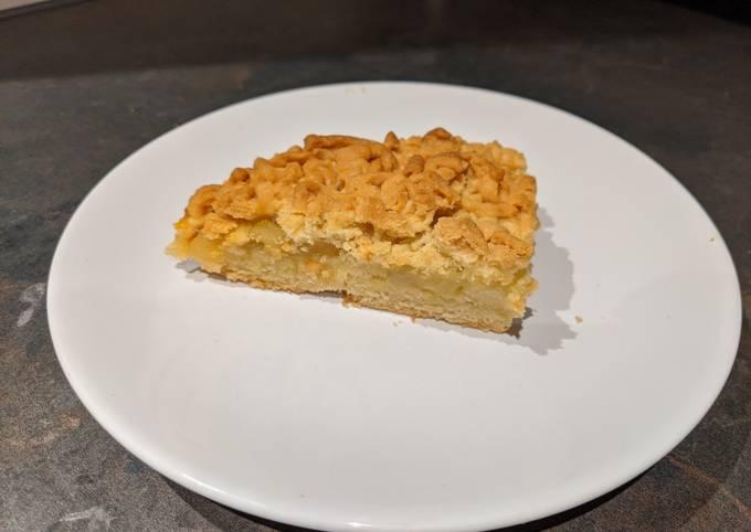 Recipe: Appetizing Apple pear pie