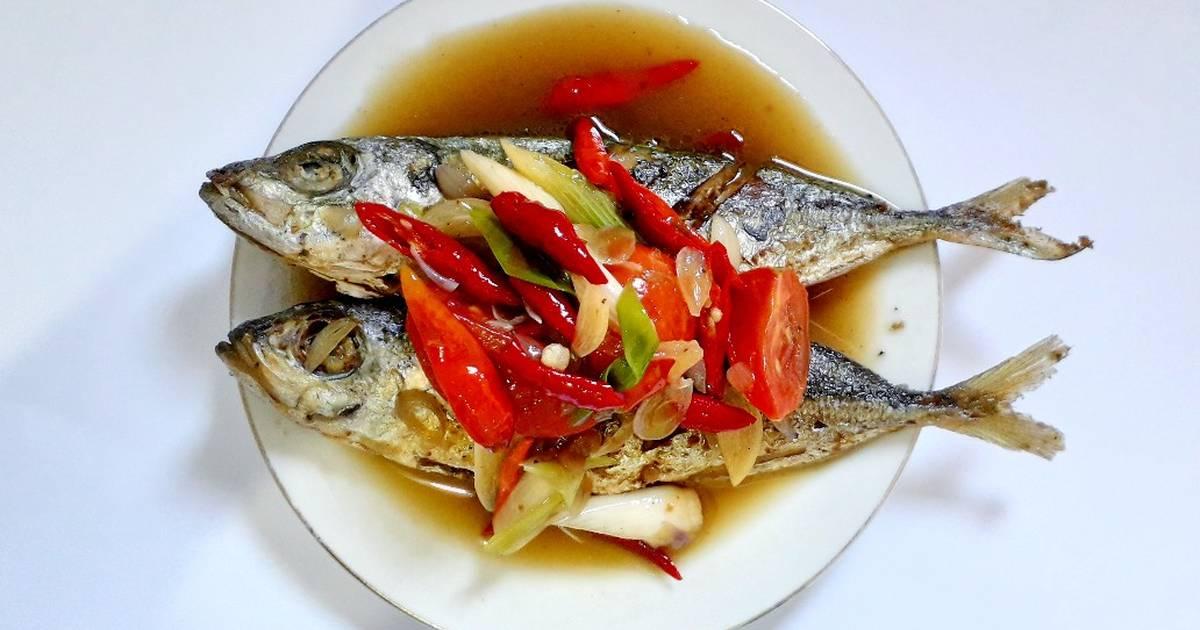 Resep Ikan Oci Pindang Kecap Oleh Indah Arifianingsih Cookpad