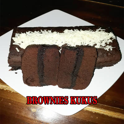Resep Brownies Kukus Coklat Lembut