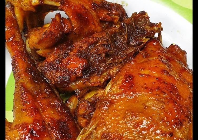Resep Ayam Bakar, Menggugah Selera