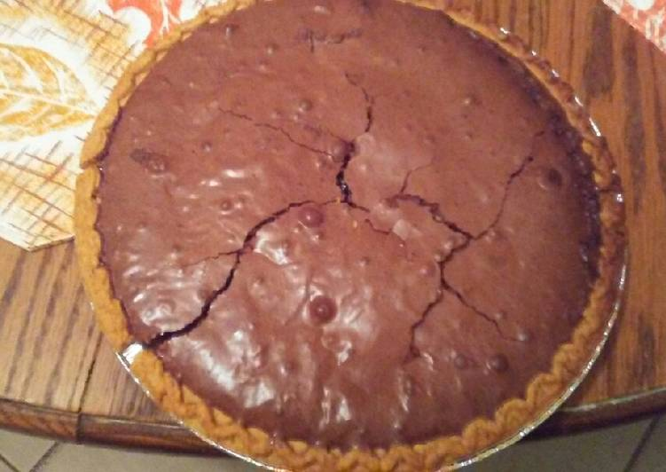 How to Prepare Tasty Almond Joy Brownie Pie
