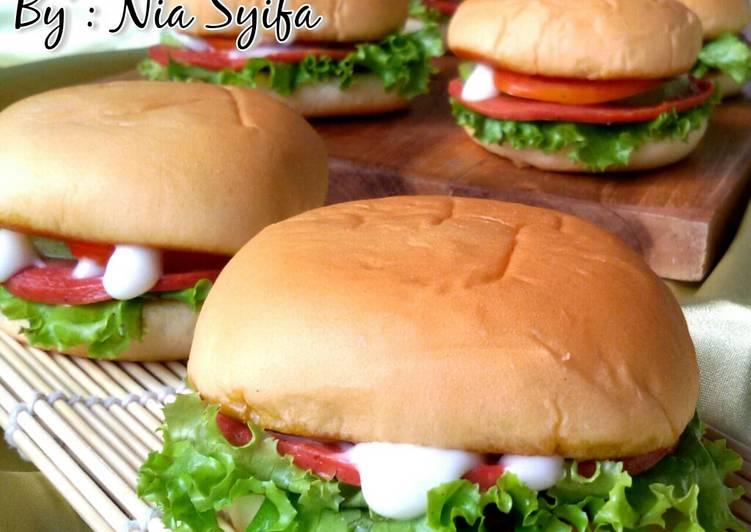 Burger Mini Sederhana